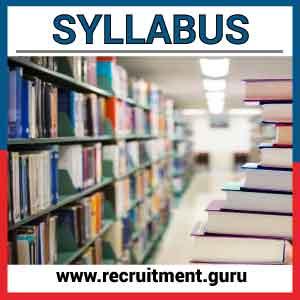Banking Exam Syllabus Pdf